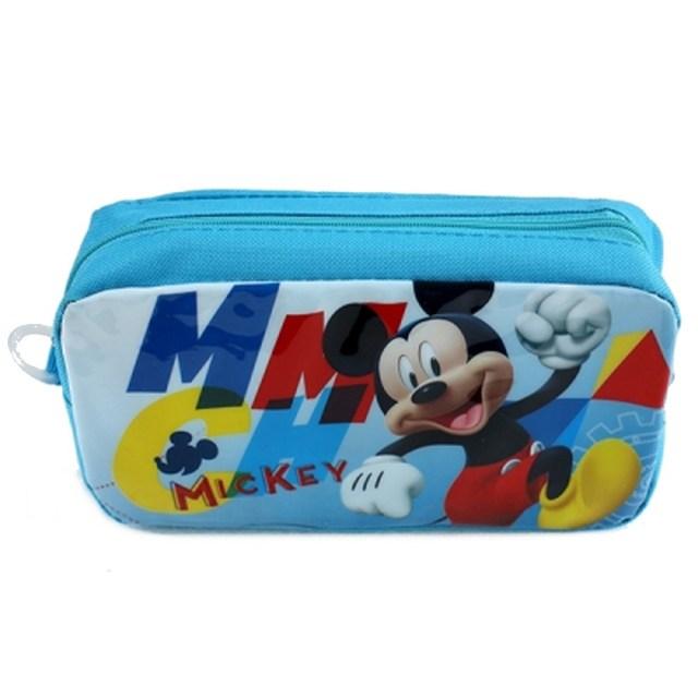 Trousse Mickey Disney Toilette Ecole - Papeterie  Loulomax