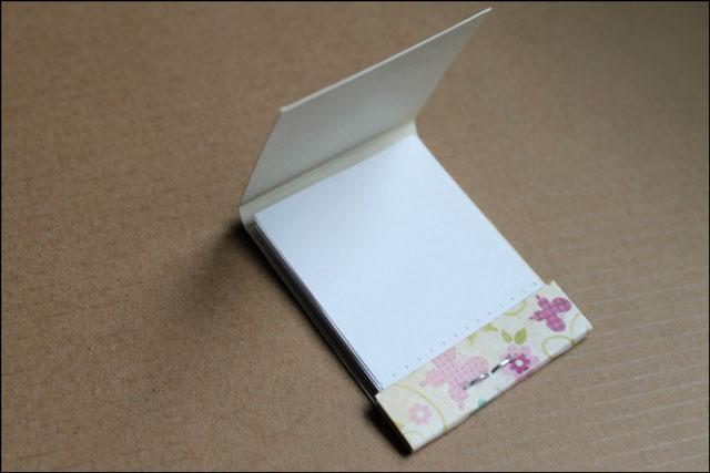 handmade-matchbook-notepad
