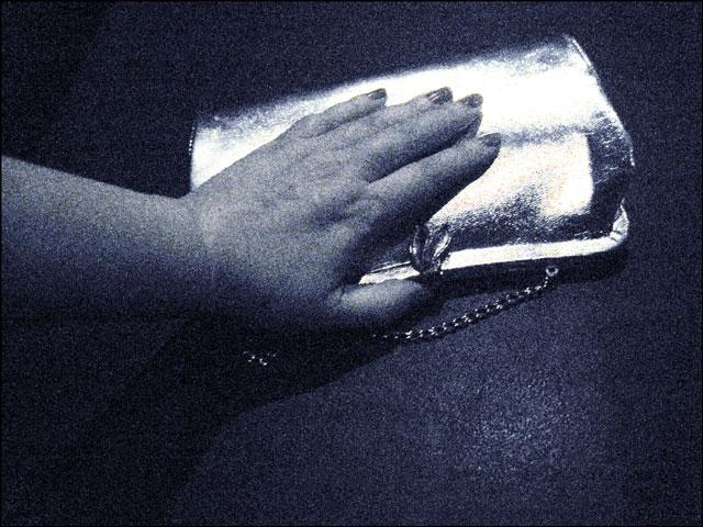 silver-purse
