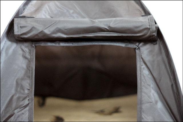 tent-flap