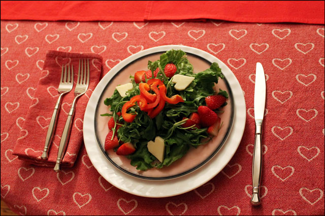 salad-on-the-table