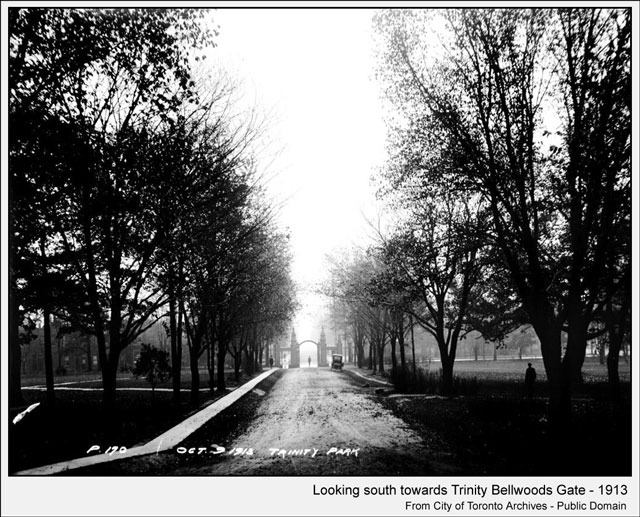 historic-photo-trinity-bellwoods gate looking south