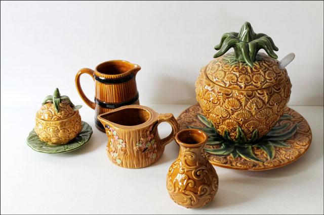 majolica-like-pottery-collection