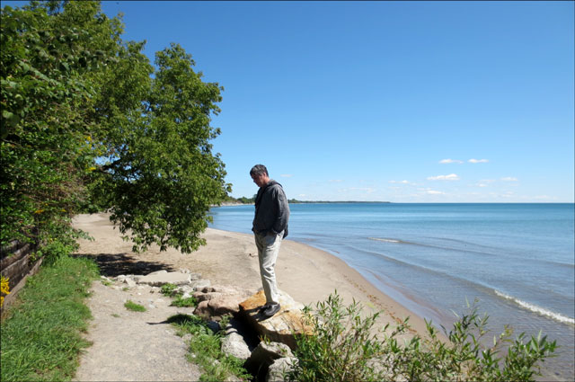 on-port-hope-beach