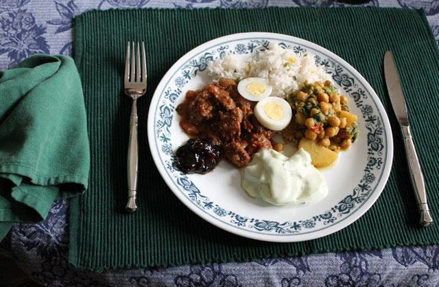 curry-dinner