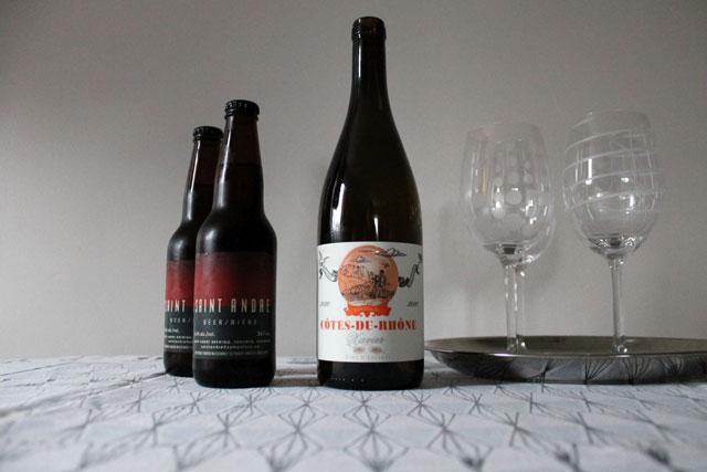 xavier-cote-du-rhone-wine-and-saint-andre-beer
