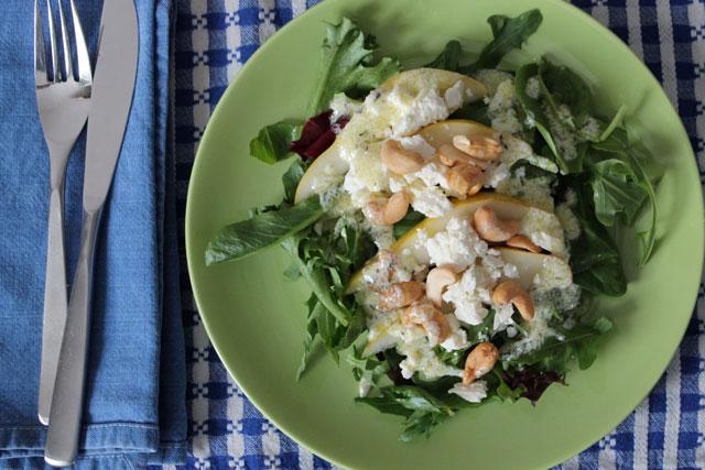 pear-cashew-feta-salad-tarragon-dressing