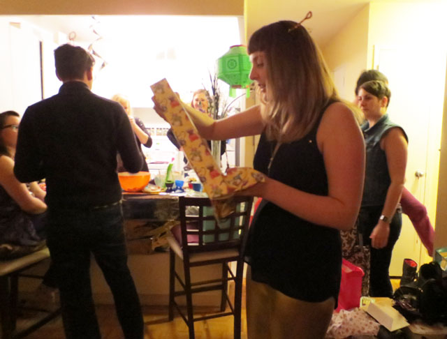 andrea-opening-present