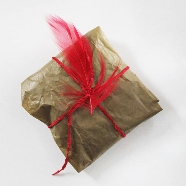 simple-gift-wrapping-with-a-feather
