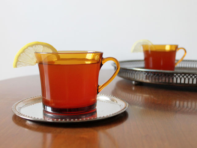 hot-tea-and-rum-cocktail-orange-and-rooibos-teas-lemon-brown-sugar