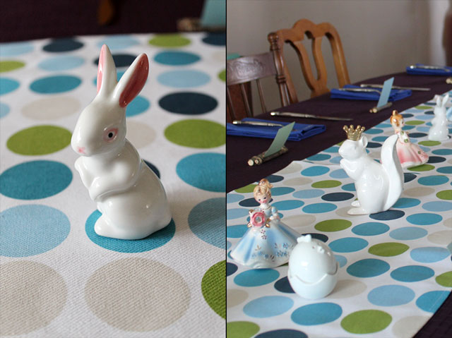 decorating-dinner-table-with-figurines
