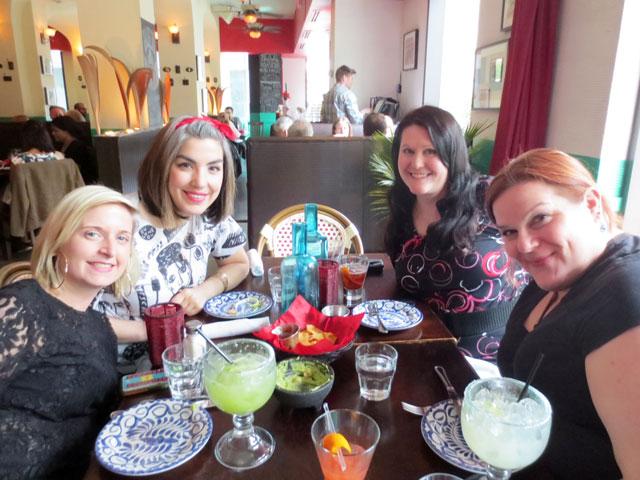 four-ladies