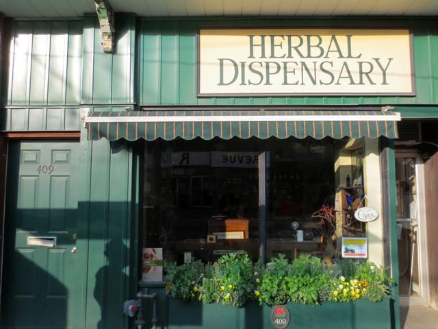 herbal-dispensary-roncesvalles-avenue-toronto