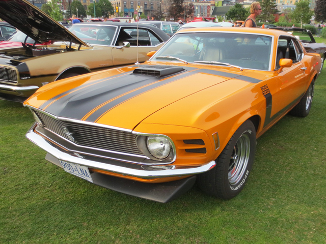 vintage-mustang-barrie-car-show