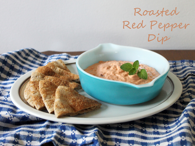 how-to-make-roasted-red-pepper-dip-with-feta-and-olives
