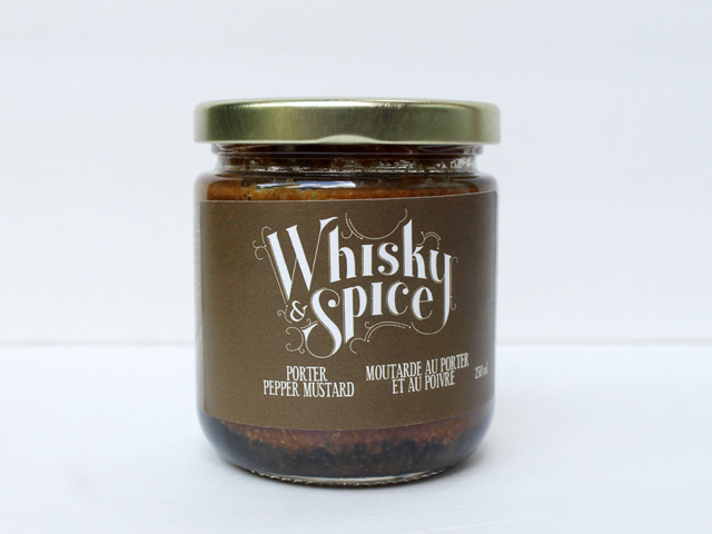 whisky-and-spice-porter-pepper-mustard