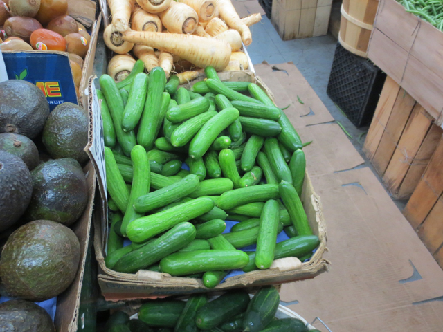 cucumbers-for-pickling-in-kensington-market-toronto