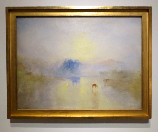 jmw-turner-oil-painting-norham-castle-sunrise-exhibited-at-art-gallery-of-ontario-ago-toronto