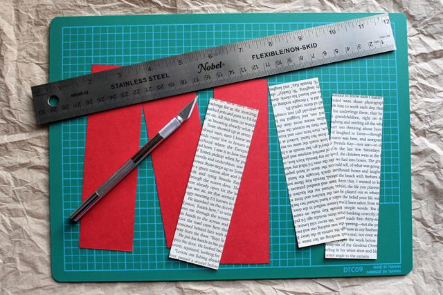 making-bookmarks