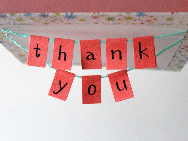 how-to-make-a-thank-you-card-with-lettered-bunting-diy-handmade