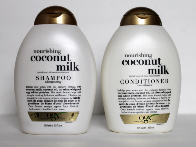 ogx-coconut-milk-shampoo-and-conditioner-bought-at-shoppers-toronto
