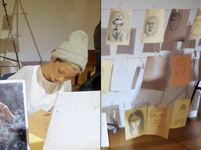drawing-self-portraits-ago