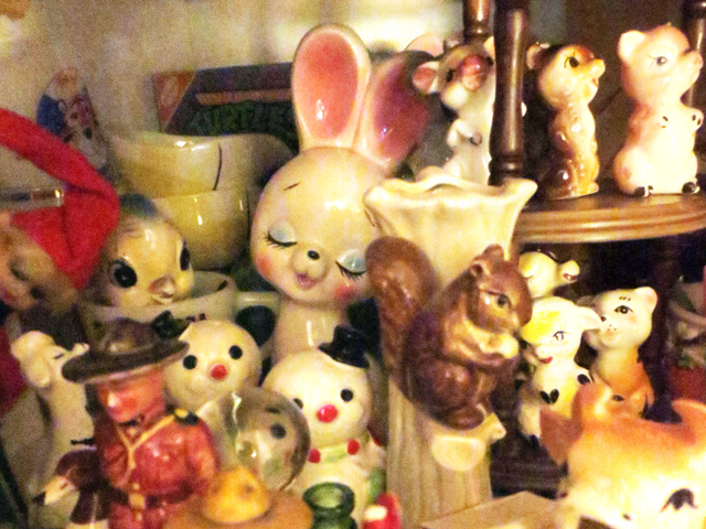 cabinet-with-vintage-figurines