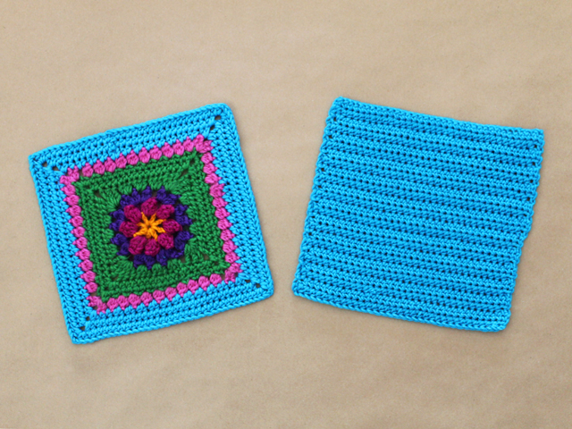 front-and-back-pieces-of-handmade-crocheted-purse-bag
