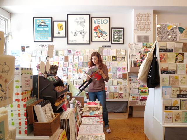 inside-kid-icarus-gift-shop-paper-goods-stationery-kensington-market-toronto