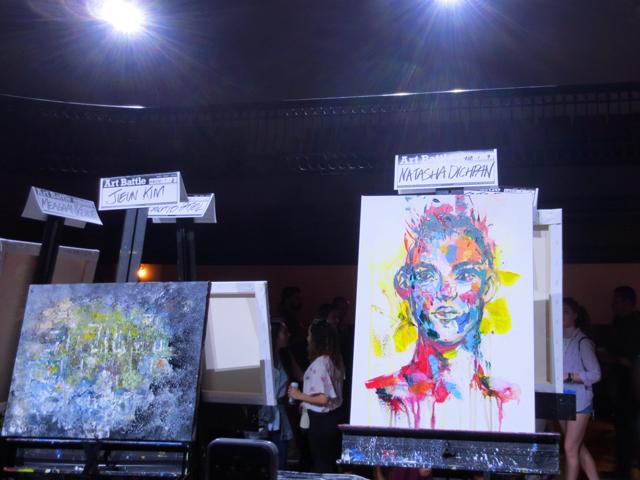 finished-paintings-art-battle-toronto