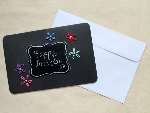 how-to-make-a-birthday-card-embroidery-on-paper
