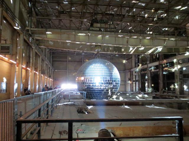 worlds-largest-mirror-ball-luminato-festival-toronto-hearn-generating-station