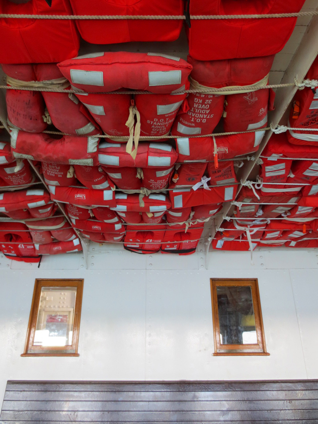 life-jackets-in-the-ferry-to-go-to-toronto-islands
