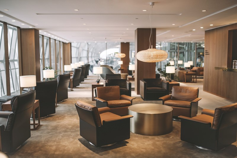 Cathay Pacific S New Lounges In Manila And Bangkok Now