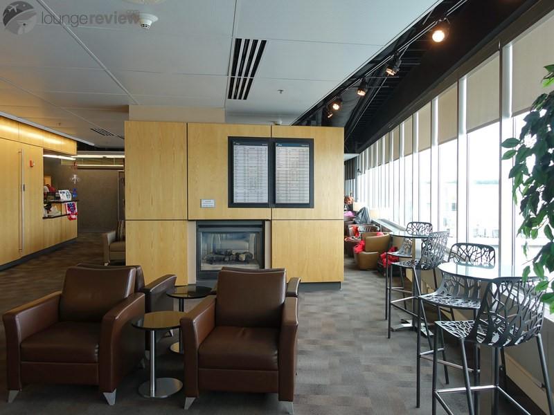Lounge Review Alaska Lounge Anc Loungereview Com