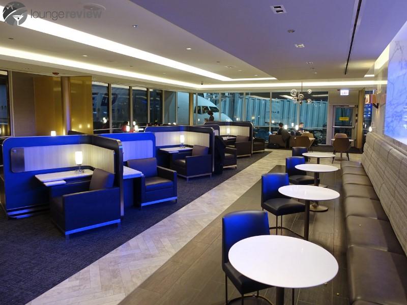 United Polaris Lounge Chicago Il O Hare International