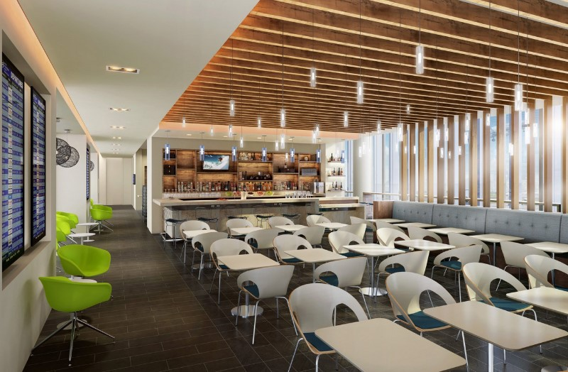 The Centurion Lounge Lands At Philadelphia And Hong Kong