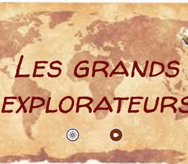 Lecture : les grands explorateurs