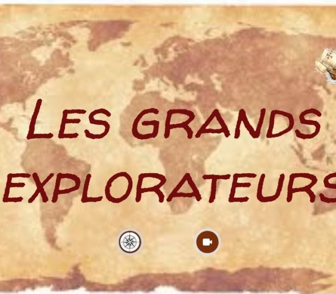 Lecture : les grands explorateurs