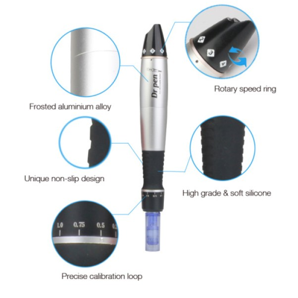 Auto micro needle pen_electric vibrating derma pen_Auto Micro needling Machine(MTS)