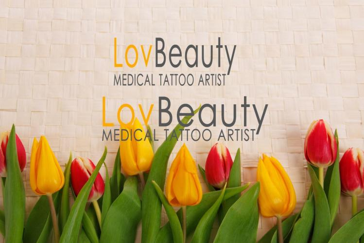 lovbeauty medical tattoo artist
