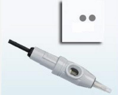 2points needle Cartridge for Nouveau Contour Machine