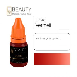Microblading pigment for permanent makeup Vermeil