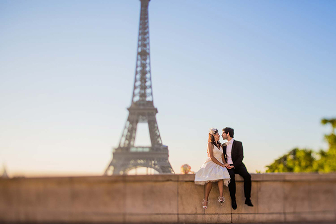Love Gracefully ceremony destination france