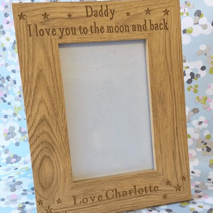 i love grandad photo frame   Frameswalls.org