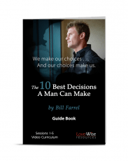 10 Best Decisions A Man Can Make Curriculum Guidebook