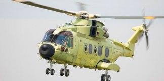 nytt redningshelikopter