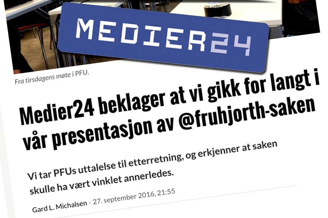 Gard Lehne Borch Michalsen medier 24 Vesterålen Online