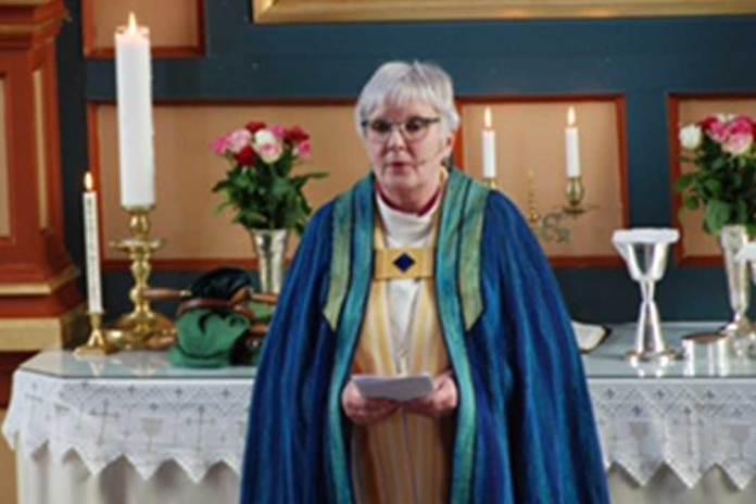 biskop sør hologaland Ann Helen Fjelstad Jusnes