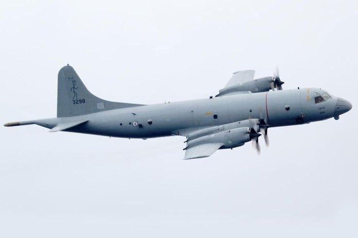 orion p3 forsvaret forsvar andøya overvåking flyvåpen